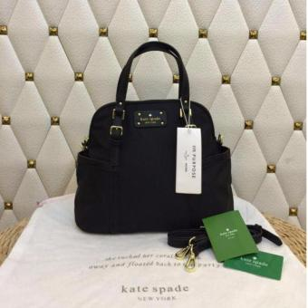 Kate Spade New York Union Square Tote Bag in Black