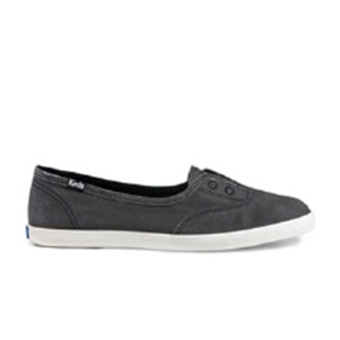 Keds Chillax Chillax Mini Seasonal Solid Sneakers (Black)