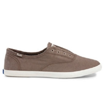 Keds Chillax Chillax Seasonal Solid Sneakers (Dark Taupe)
