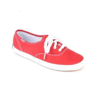 KEDS WF31300 Champion Women's Sneaker Shoes (Red)