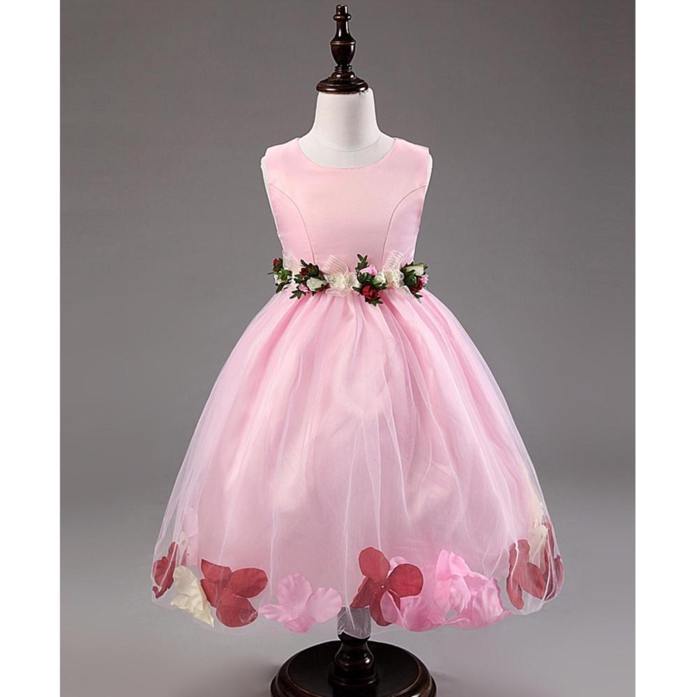 Philippines | Kids Birthday Party Dress Princess Dress Flower Girl ...