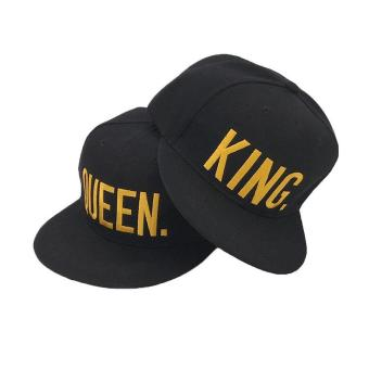 King Queen Hip Hop Snapback Hat Baseball Caps Couple Lover's HatGirl Women Hat-Queen-intl Price Philippines