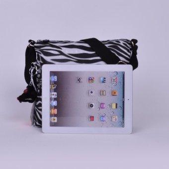 Klpllng Fashion Women nylon Inclined shoulder bag messengerbag(black) - intl - 2
