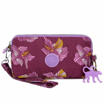 Klpllng Fashion Women's Canvas Wallet(Blend Color) - intl