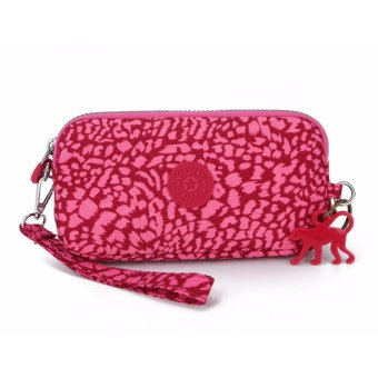 Klpllng Fashion Women's Canvas Wallet(red) - intl