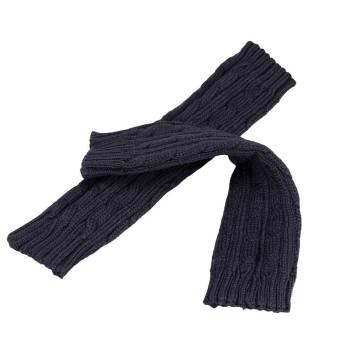Knitted Arm Fingerless Winter Gloves Unisex Soft Warm Mitten Gray - Intl - picture 2