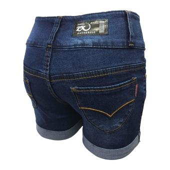 Korea High waist denim shorts female jeans