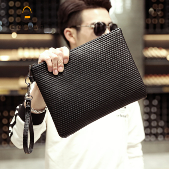 Korean-style men's New style clutch bag