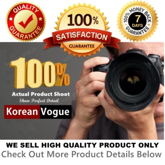 KOREAN VOGUE KV3004 Nylon Polka Dots 3 Pieces Backpack Shoulder Bag Set (Light Blue) - 2