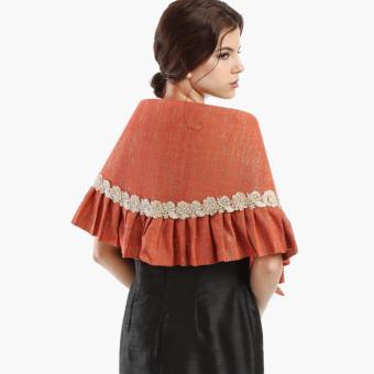 Kultura Raffaella Ladies Abel Iloco Panuelo (Orange) - 2