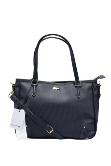 Lacoste Convertible Tote Bag (Navy Blue)