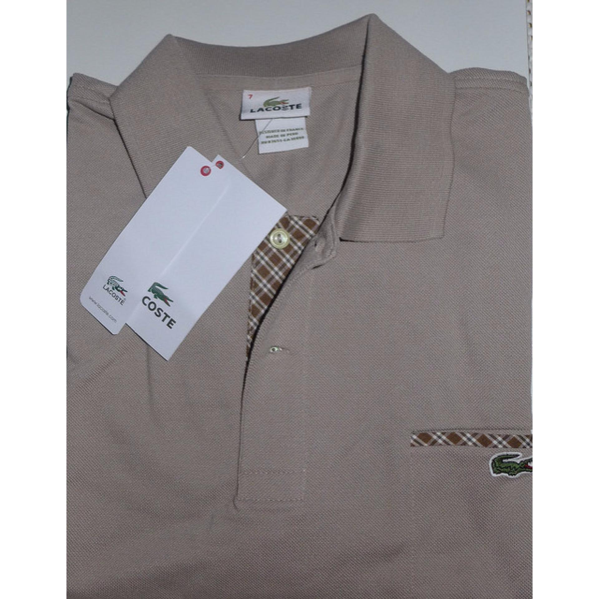 612548105 Lacoste Classic Polo Shirt Price Philippines – EDGE Engineering and ...