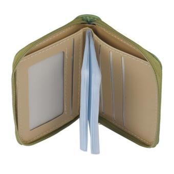 Lady Women Zipper Mini Purse Leather Wallet Credit Card Holder Bags Gift - intl - 4