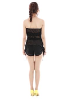 Lalang Jumpsuits Black