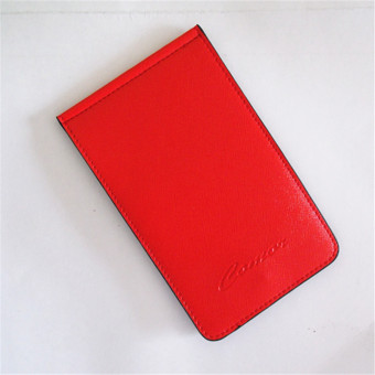 Large Capacity New style business card holder (Red 18 card bit)