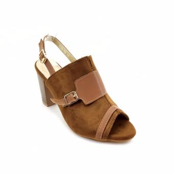 Le donne Heels VQSLB041C7 (Camel) Price Philippines