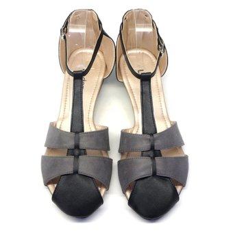 Le donne Sandals ZOSLB005I5 (Black) - 2