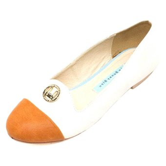 Lebunny Bleu Synn Loafers Ivory - picture 2