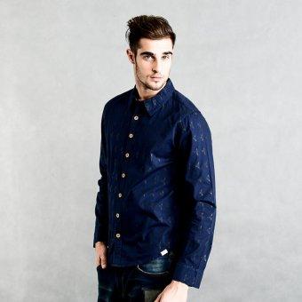 Lee Cooper Regular Fit Shirt (Black)