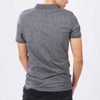 Lee Men's Sportshirt (Dark Grey Heather) - 3