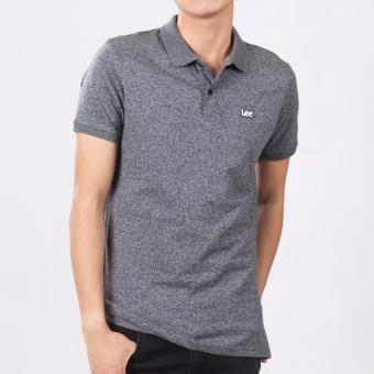 Lee Men's Sportshirt (Dark Grey Heather) - 4