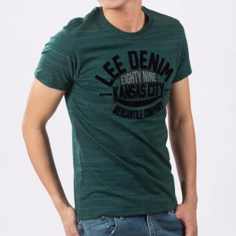 Lee Men's Tee (Bottle Green) Price Philippines
