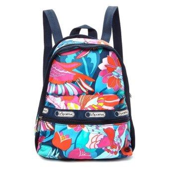 LeSportsac Basic Mini Backpack Boca Chica Bright
