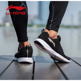 Li Ning Warm Damping Running Shoes Men S