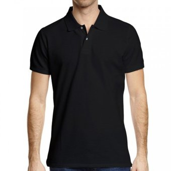 Lifeline Polo Shirt (Black)