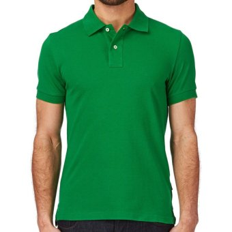 Lifeline Polo Shirt (Emerald Green)