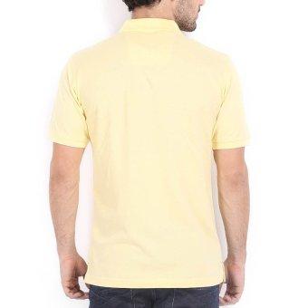 Lifeline Polo Shirt (Maize Yellow) - 2