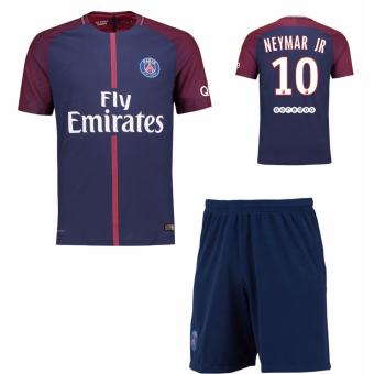 Ligue 1 Super Star NEYMAR JR Football Soccer Jersey With Original Logo