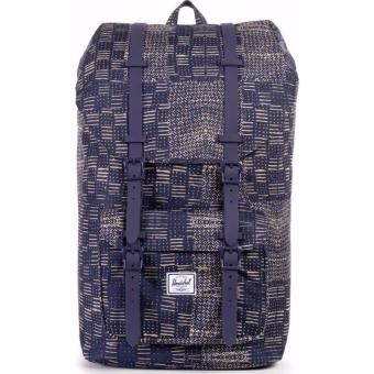 LITTLE AMERICA BACKPACK 25L 100% AUTHENTIC BORO/NAVY