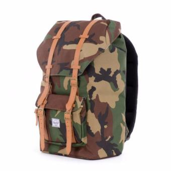 LITTLE AMERICA BACKPACK 25L 100% AUTHENTIC CAMO/TAN