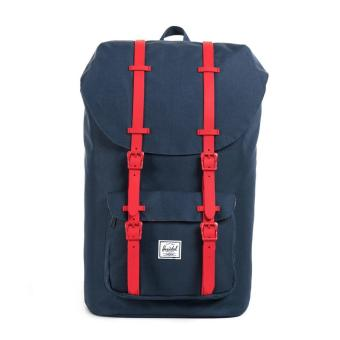 Little America Backpack 25L 100% AUTHENTIC NAVY/RED