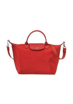 Longchamp Le Pliage Neo Medium Short Handle Bag (Red) Price Philippines