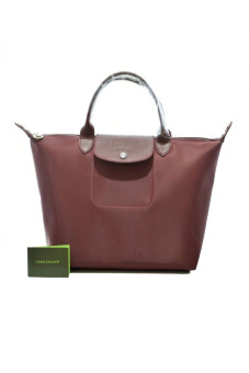 Longchamp Le Pliage Neo Medium Short-handle (Burgundy)