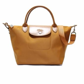 Longchamp Le Pliage Neo Medium Tote Bag (Camel) Price Philippines