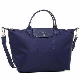 Longchamp Le Pliage Neo Medium Tote Bag (Navy Blue) Price Philippines
