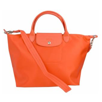 Longchamp Le Pliage Neo Medium Tote Bag (Orange) Price Philippines