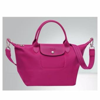 Longchamp Le Pliage Neo Medium Tote Bag (Pink) Price Philippines