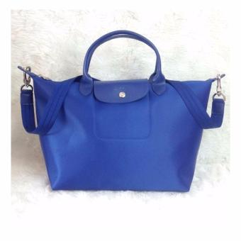Longchamp Le Pliage Neo Medium Tote Bag (Royal Blue) Price Philippines