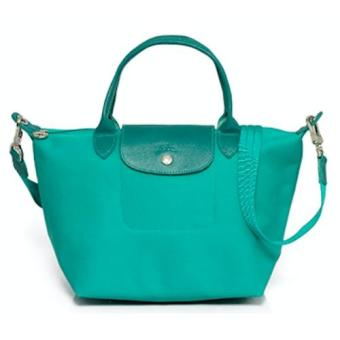 Longchamp Le Pliage Neo Small Handbag (Teal) Price Philippines