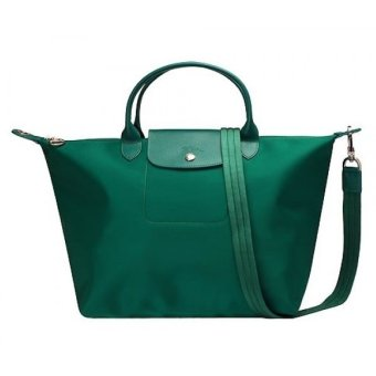 Longchamp Le Pliage Neo Small Nylon Tote Bag (Emerald Green) Price Philippines