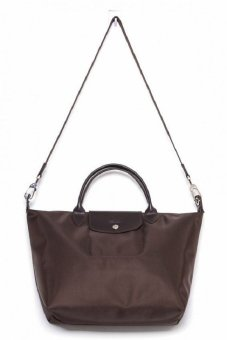 Longchamp Le Pliage Neo Tote Bag (Brown) Price Philippines