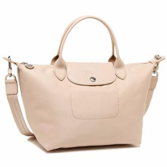 Longchamp Medium Le Pliage Neo Tote Bag (BEIGE) Price Philippines