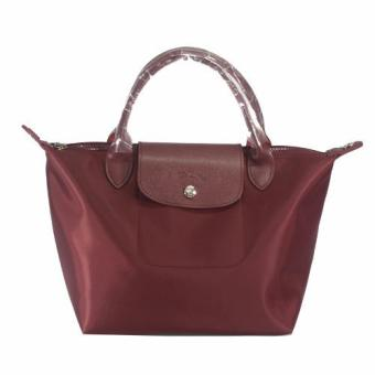 Longchamp Neo Le Pliage Medium Tote Bag (maroon) Price Philippines