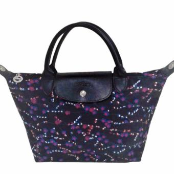 Longchamp Neo Sakura Medium Tote in Black Price Philippines