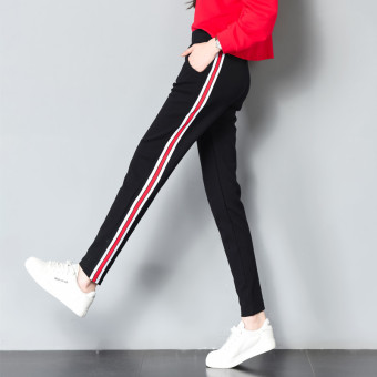 LOOESN Korean-style HarLan style New style long pants athletic pants