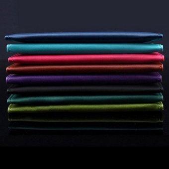 Makiyo PU leather, passport holder, wallet, card holder(Black) - intl - 5
